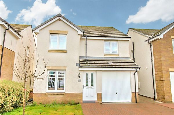 Thumbnail Detached house for sale in Kerr's Way, Armadale, Bathgate