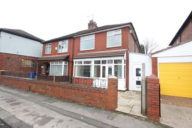 Thumbnail Semi-detached house to rent in Park Road, Audenshaw, Manchester