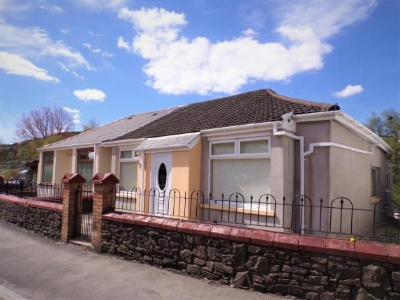 Thumbnail Bungalow for sale in Princess Louise Road, Tonypandy, Rhonda Cynon Taff