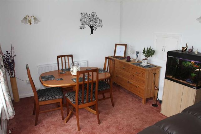 Dining Room of Greenhill Crescent, Merlin's Bridge, Haverfordwest SA61