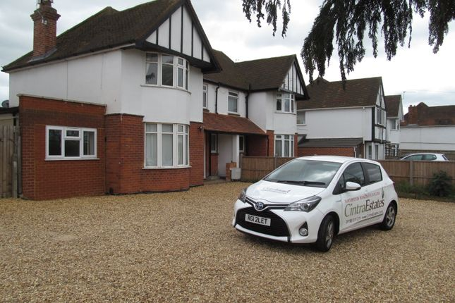 Thumbnail Shared accommodation to rent in Basingstoke Road, Reading