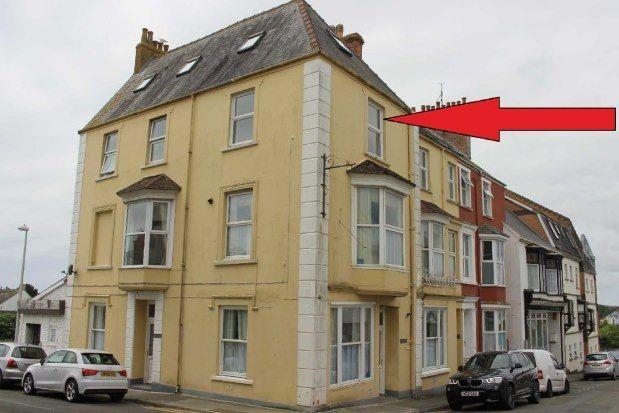 Thumbnail Flat to rent in Warren Street, Tenby