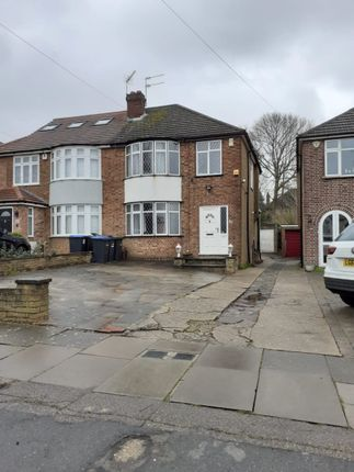 Thumbnail Semi-detached house to rent in Linden Way, London