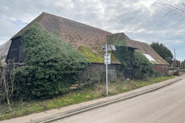 Barn conversion for sale in Queen Court Barns, Water Lane, Ospringe, Faversham, Kent ME13