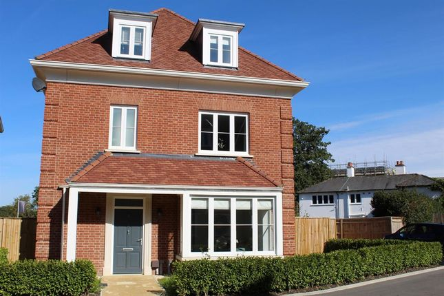 Thumbnail Detached house for sale in Trent Park, Cockfosters Road, Barnet