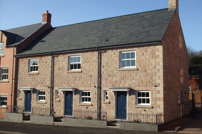 Thumbnail Town house to rent in 1 Speeds Court, King Street, Alfreton