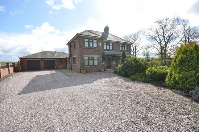 Thumbnail Detached house for sale in Freckleton Road, Kirkham, Preston, Lancashire
