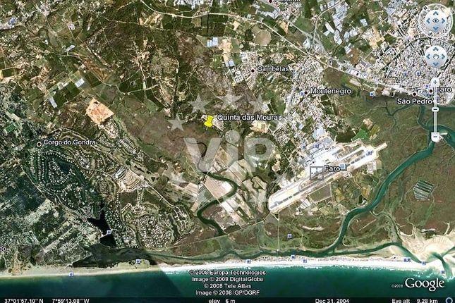Thumbnail Land for sale in Faro, Algarve, Portugal