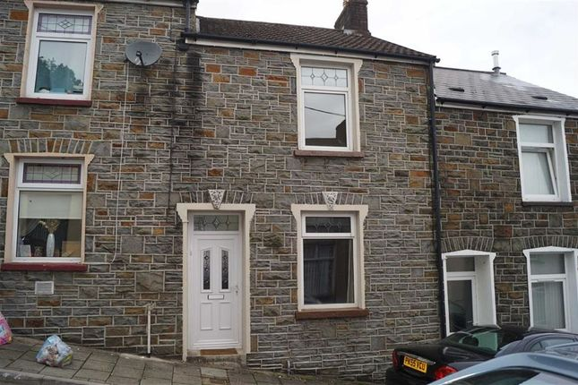 Thumbnail Terraced house for sale in Woodland Terrace, Mountain Ash