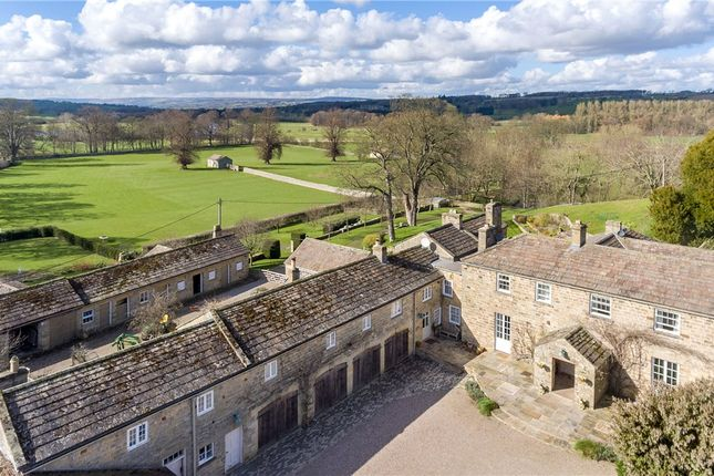 Thumbnail Detached house for sale in The Old Hall, Jervaulx, Twixt Masham & Leyburn, North Yorkshire
