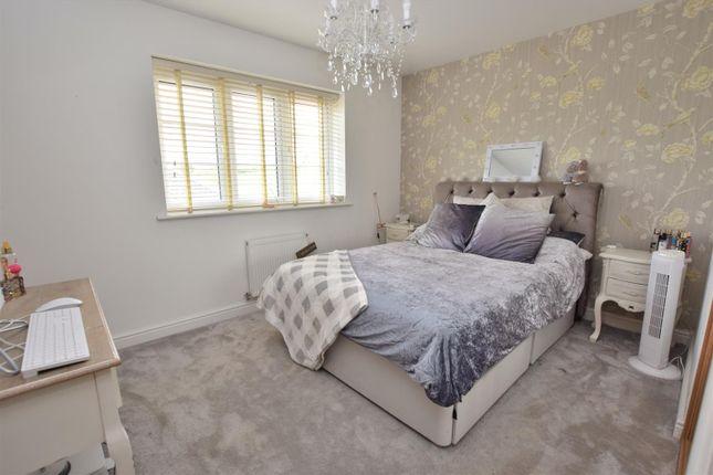 Bedroom Two of Memorial Road, Allestree, Derby DE22