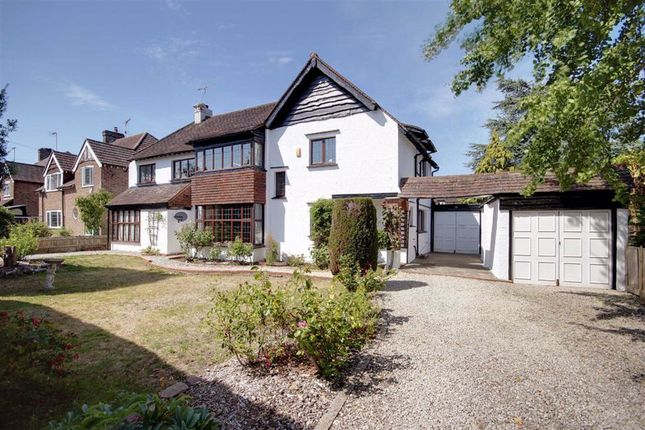 Thumbnail Detached house for sale in Offington Avenue, Offington, Worthing, West Sussex