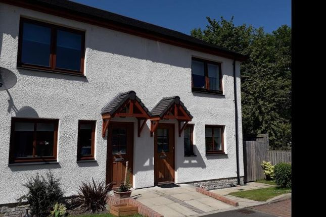 Thumbnail Semi-detached house to rent in James Roy Court, School Wynd, Abernethy, Perth