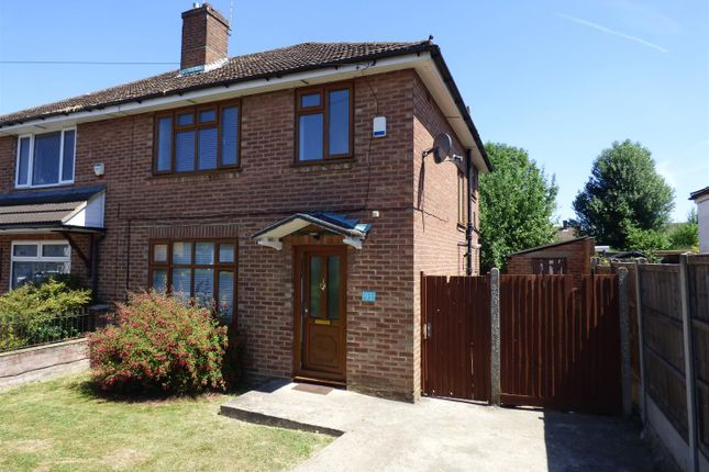 Thumbnail Property to rent in Featherstone Gardens, Borehamwood