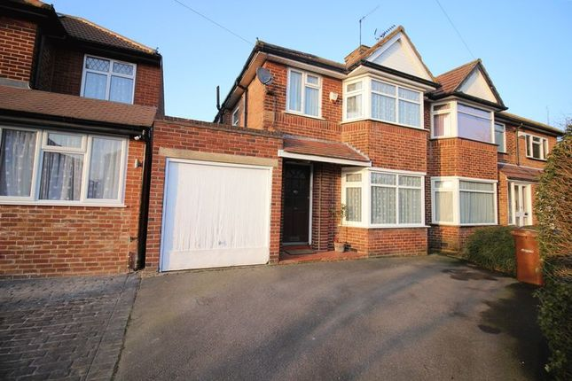 Thumbnail Semi-detached house for sale in Derwent Crescent, Stanmore