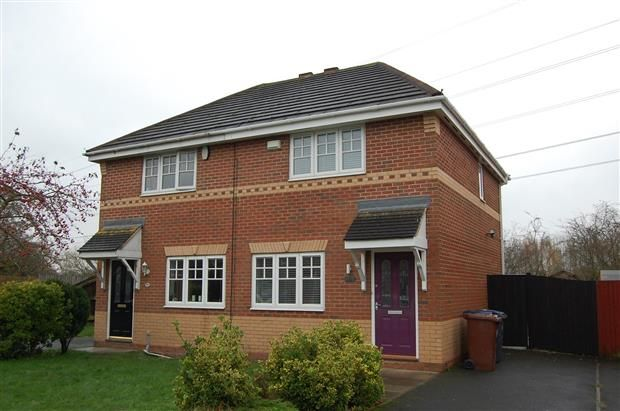 Thumbnail Property to rent in Cloughfield, Penwortham, Preston