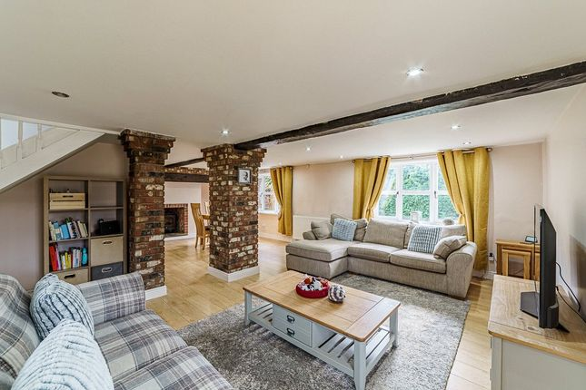 Thumbnail Detached house for sale in Selby Road, Camblesforth, Selby, North Yorkshire