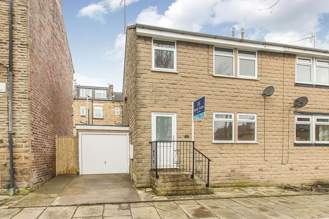 Thumbnail Semi-detached house to rent in Bright Street, East Ardsley, Wakefield