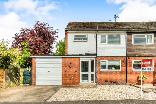 Semi-detached house for sale in Avon Close, Ettington, Stratford-Upon-Avon