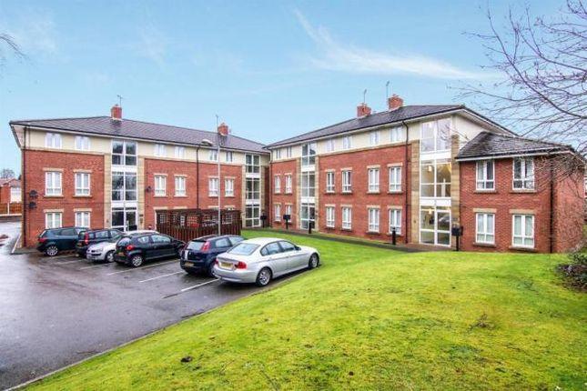 Thumbnail Flat to rent in Mayfair Court, Prenton