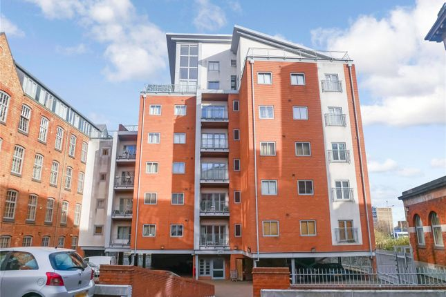 Thumbnail Flat for sale in The Annexe, 3 Junior Street, Leicester