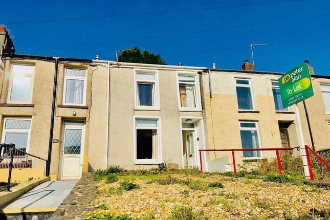 Thumbnail Terraced house to rent in Lower Mount Pleasant, Troedyrhiw, Merthyr Tydfil