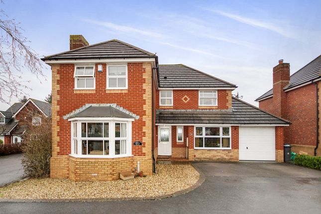 Thumbnail Detached house for sale in Bissex Mead, Emersons Green, Bristol