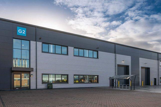 Thumbnail Warehouse to let in Unit Fleets Corner Business Park, Poole