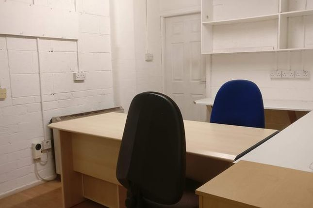Thumbnail Commercial property to let in Office & Storage, Griffin Works, Clement Street, Accrington, Lancashire