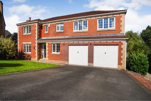 Thumbnail Detached house for sale in Parklands Way, Penrith