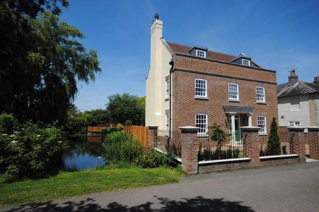 Thumbnail Detached house for sale in Tower Road, Writtle, Chelmsford