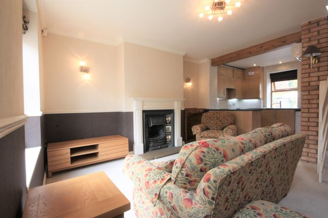 Thumbnail Terraced house to rent in High Street, South Milford, Leeds