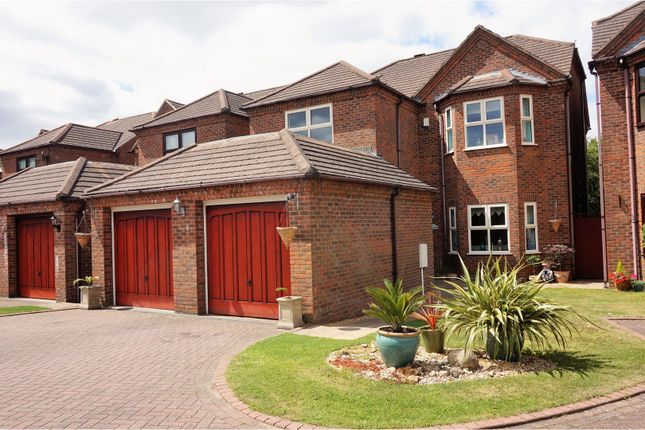 Thumbnail Detached house for sale in High Park Crescent, Sedgley