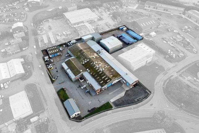 Thumbnail Commercial property for sale in Glanyrafon Industrial Estate, Llanbadarn Fawr, Aberystwyth