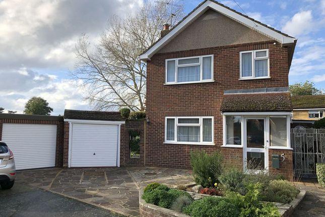 Detached house for sale in Brambledown, Laleham Upon Thames