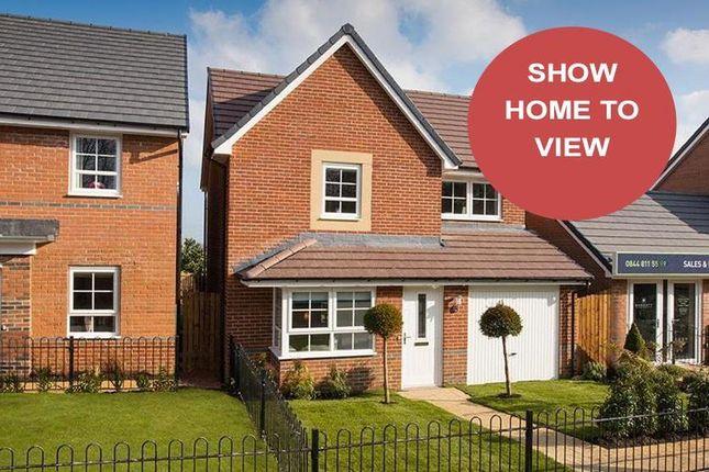 "Thumbnail Detached house for sale in ""Derwent"" at Lukes Lane, Hebburn"