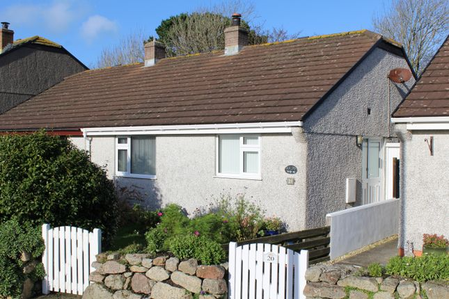 2 bed bungalow for sale in The Turnpike, Tregeseal, St. Just