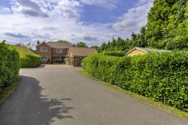 Thumbnail Detached house for sale in Arrington, Royston, Cambridgeshire