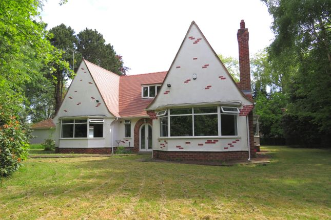 Thumbnail Bungalow to rent in Caldy Road, Caldy, Wirral