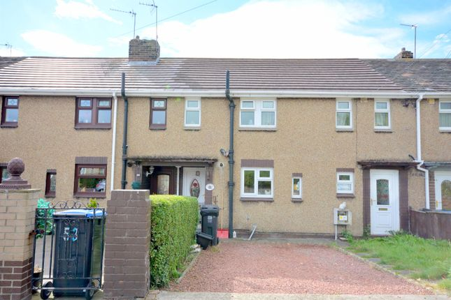 Thumbnail Terraced house for sale in Lydgate Avenue, Wolsingham, Bishop Auckland