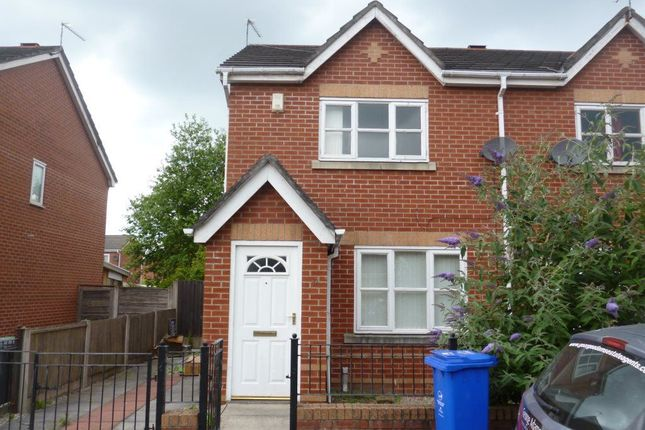 Thumbnail Property to rent in Venture Scout Way, Manchester