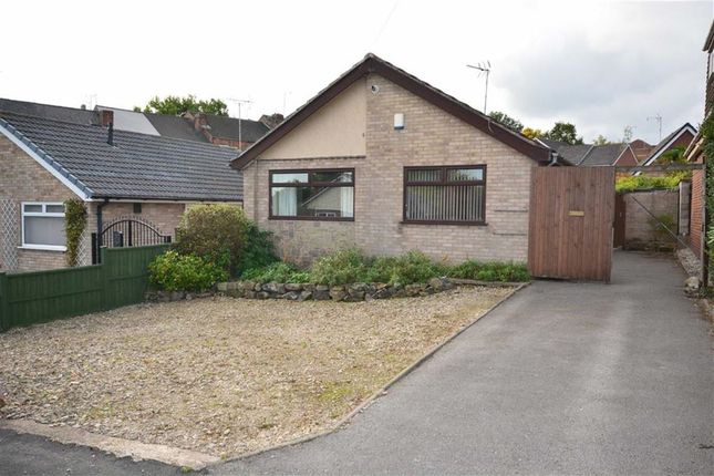 Thumbnail Detached bungalow to rent in Calladine Close, Heanor