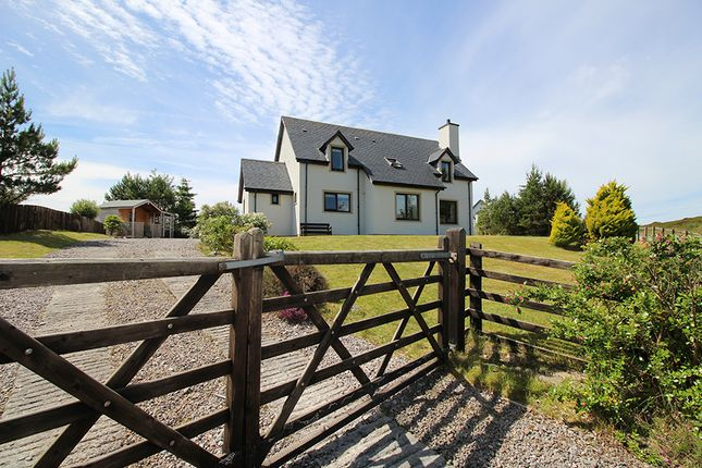 Thumbnail Detached house for sale in Coille Dorch, Badachro, Wester Ross