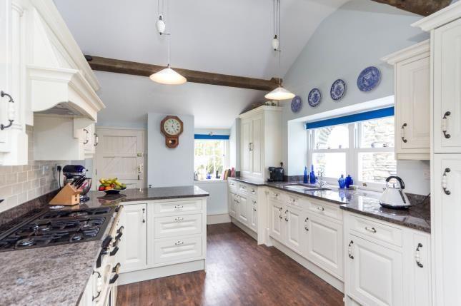 Kitchen of Muriau, Criccieth, Gwynedd LL52