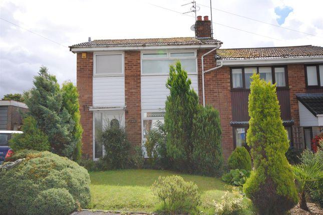 Thumbnail Semi-detached house to rent in Park Hey Drive, Appley Bridge, Wigan