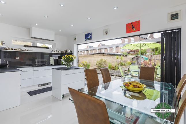 Thumbnail End terrace house for sale in East Ferry Road, London