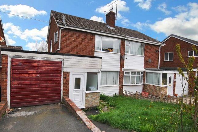 Thumbnail Semi-detached house for sale in Trinity View, Ketley Bank, Telford, Shropshire