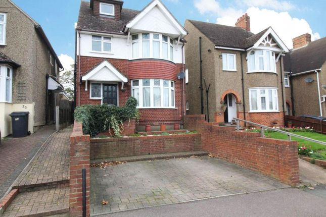 Thumbnail Detached house for sale in Rosebery Avenue, Leighton Buzzard