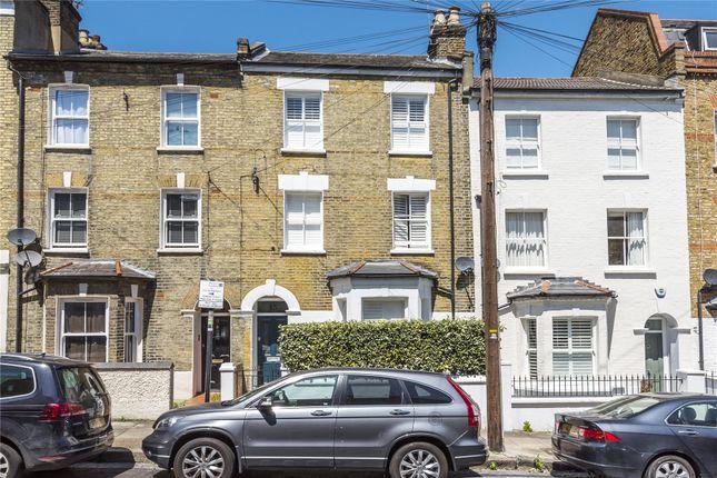 Thumbnail Terraced house for sale in Shelgate Road, London