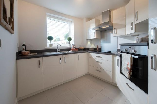 Thumbnail Flat to rent in Bakers Way, Exeter